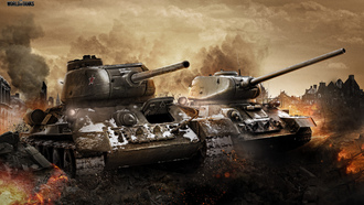 �����, world of tanks, t-34, t-34-85, ����, ���, month may 2013