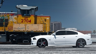 додж, charger, чарджер, wheels, white, srt8, срт, train, dodge