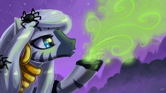 �����, ����, halloween, ����, zecora, my little pony, �������, kp-shadowsquirrel