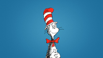 ����� ���, the cat in the hat, ������, �������, ��� � �����