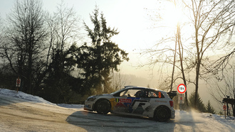 wrc, �����, ����, ������, rally, volkswagen, �����, ����, polo, �����