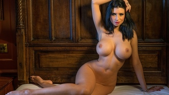 lilly roma, model, amazing, brunette, big boobs, huge tits, large breasts, sexy, perfect, body, beautiful