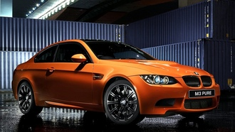 e92, desktop, wallpapers, 2012, bmw, car, pure edition ii, coupe, beautiful, automobile, m3, orange