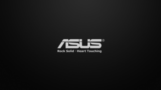 black, rock solid, touching, heart, asus, white