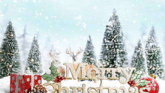 presents, merry christmas, new year, ornaments, christmas tree, snowflake, decoration, snow