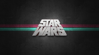 star wars, logo, background