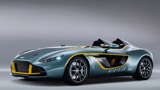 авто, cc100, aston martin, speedster, wallpaper, concept