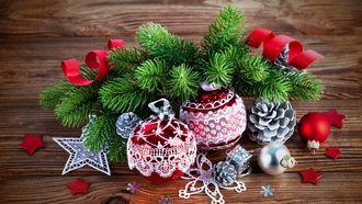 Merry, Christmas, decoration, wood, ���������, ����� ���, ���������, ����, ����, �����