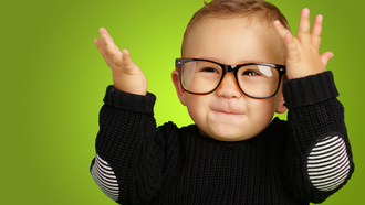 style, happy , funny , kid, children, smile , eye glasses, ������, baby boy , child