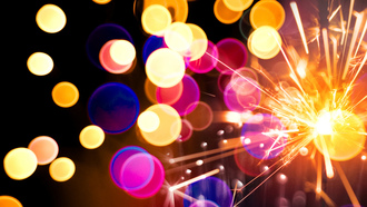 merry christmas, new year, новый год, texture, bokeh, colorful lights