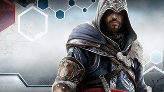ezio, assassins, creed