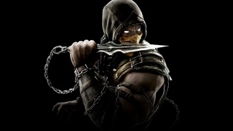 game, mortal kombat, mortal kombat x, scorpion, ����, �������, �����, ������, ��������, ����������� �����, ����� ���, ����