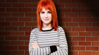 girl, hayley williams, paramore, �������, ������������, ��������� �����, ������, �����, �����, ������, ����� �������
