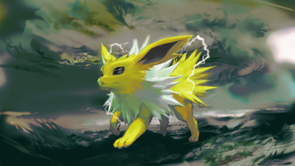 jolteon, pokemon