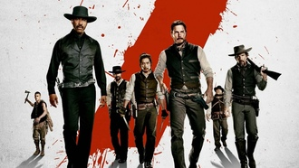 ����������� �������, the magnificent seven, ������ ���������, ���� �����, ���� ����, ������� ��������