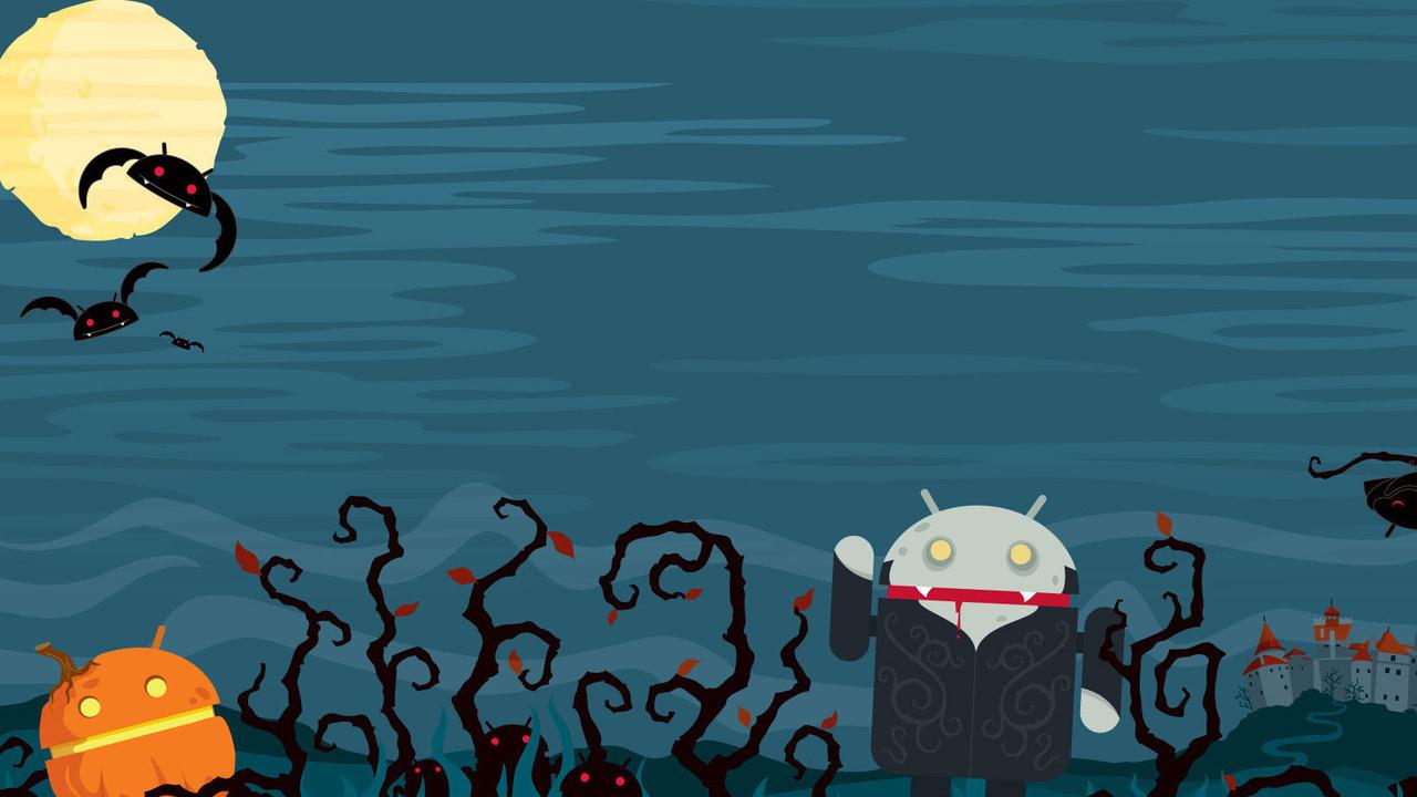 халлоуин, ужасы, Андроид