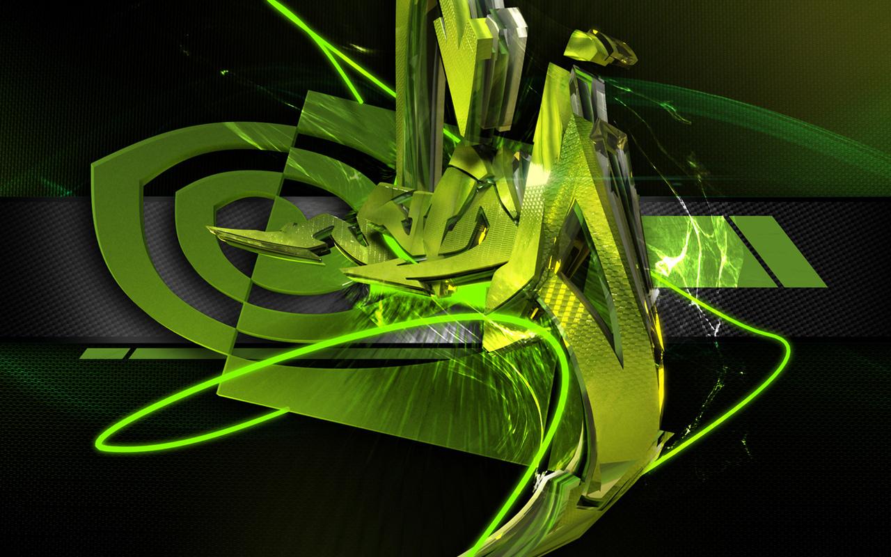 graffiti, style, Nvidia
