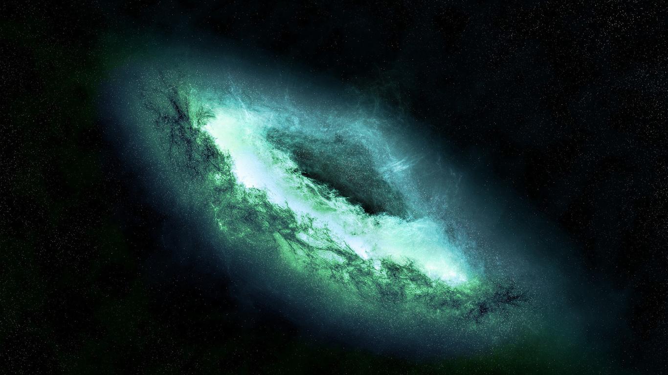 Космос галактика звезда планета