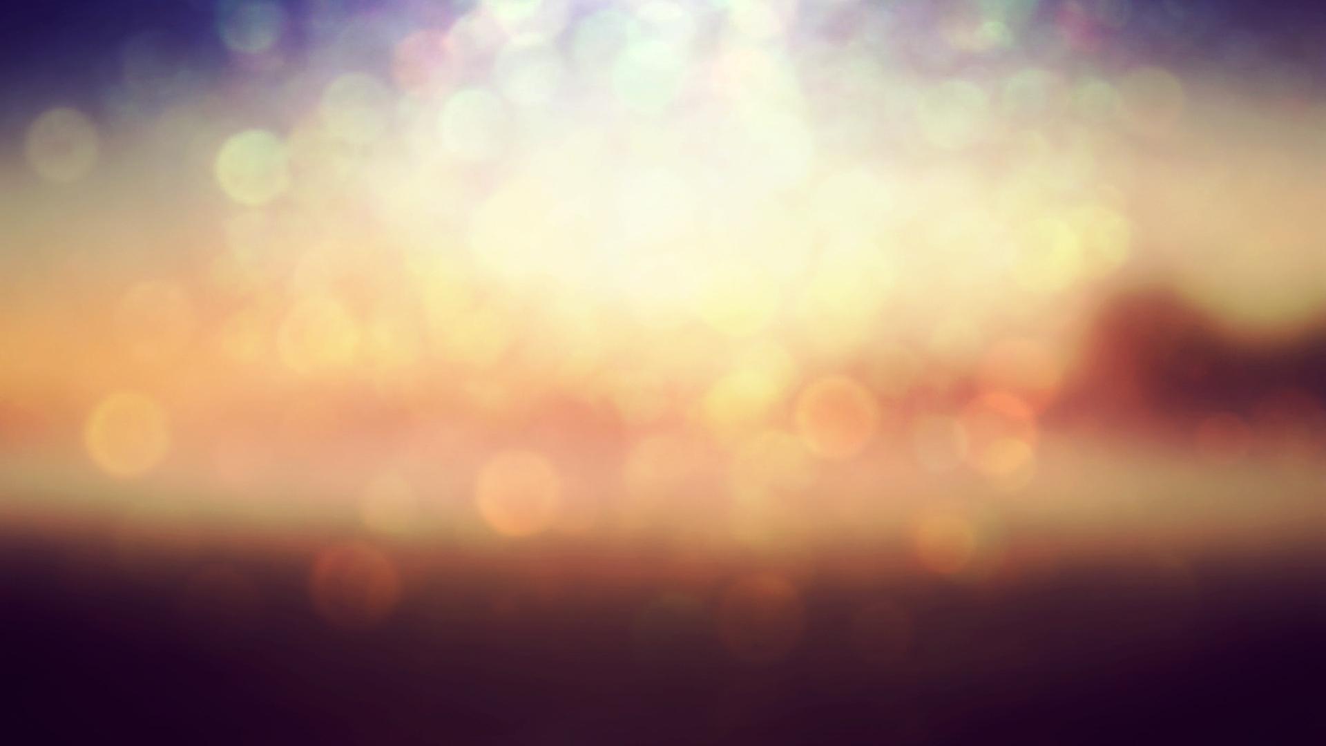 Круги абстракция узоры свет боке