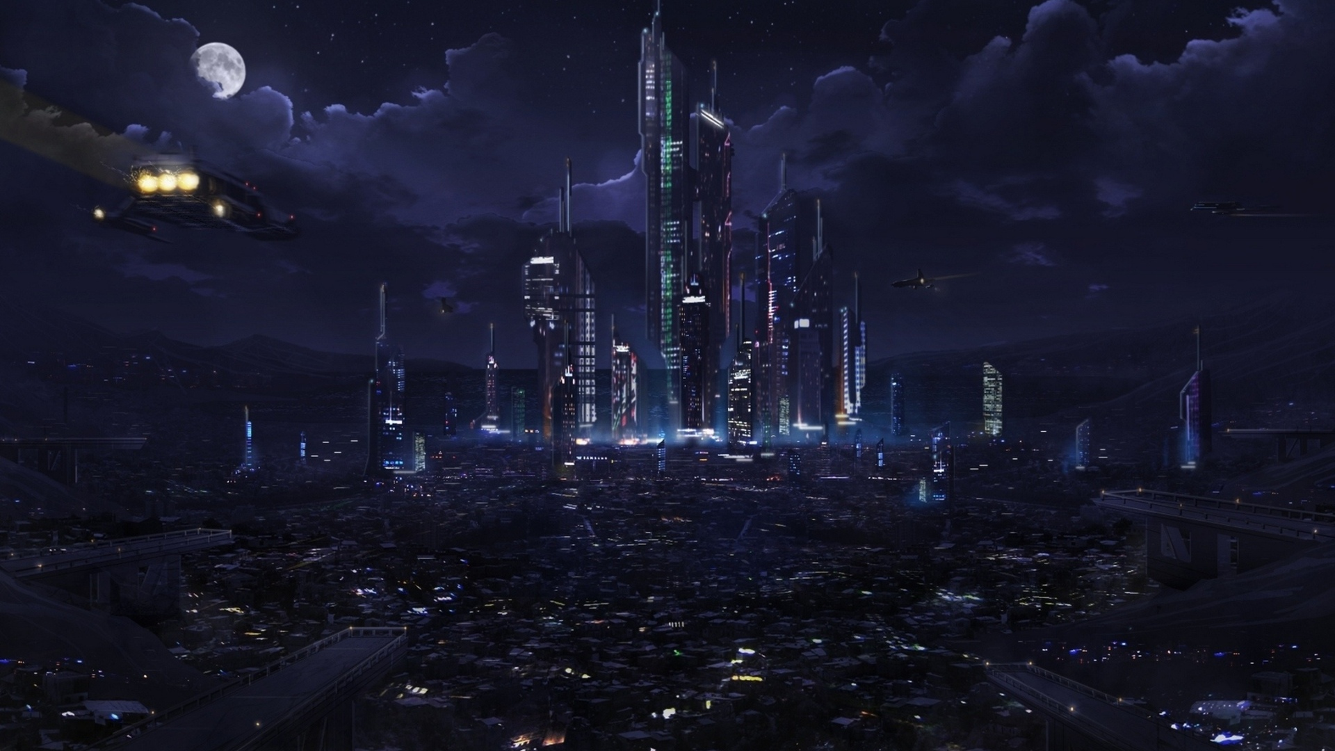 картинки для рабочего стола небо: