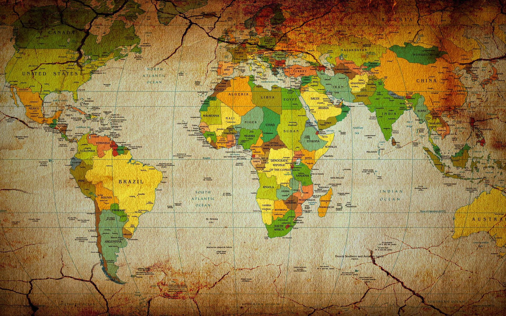 ... , карта обои для рабочего стола 1920 x 1200: www.look.com.ua/download/22614/1920x1200