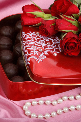 Любовь сладости букет стразы еда