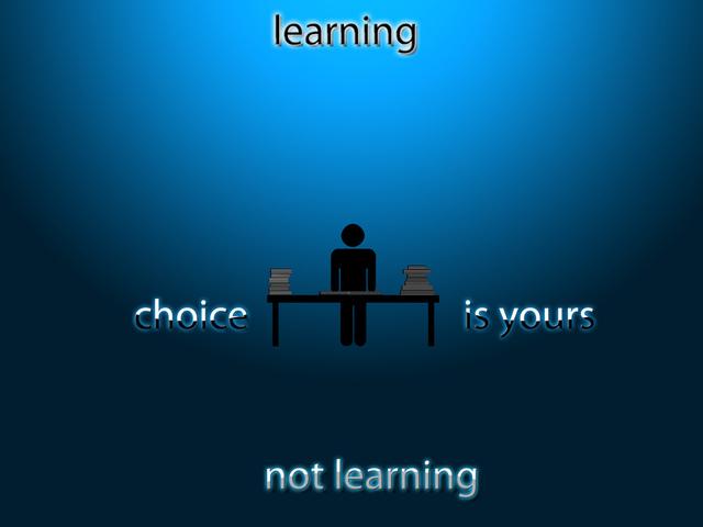 Выбор учеба обои для рабочего стола 640