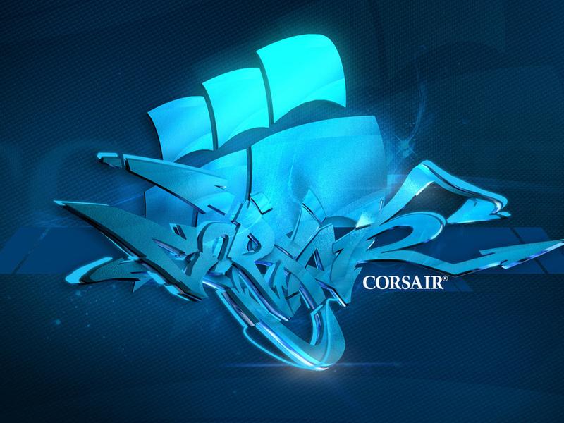 Corsair, graffiti, style