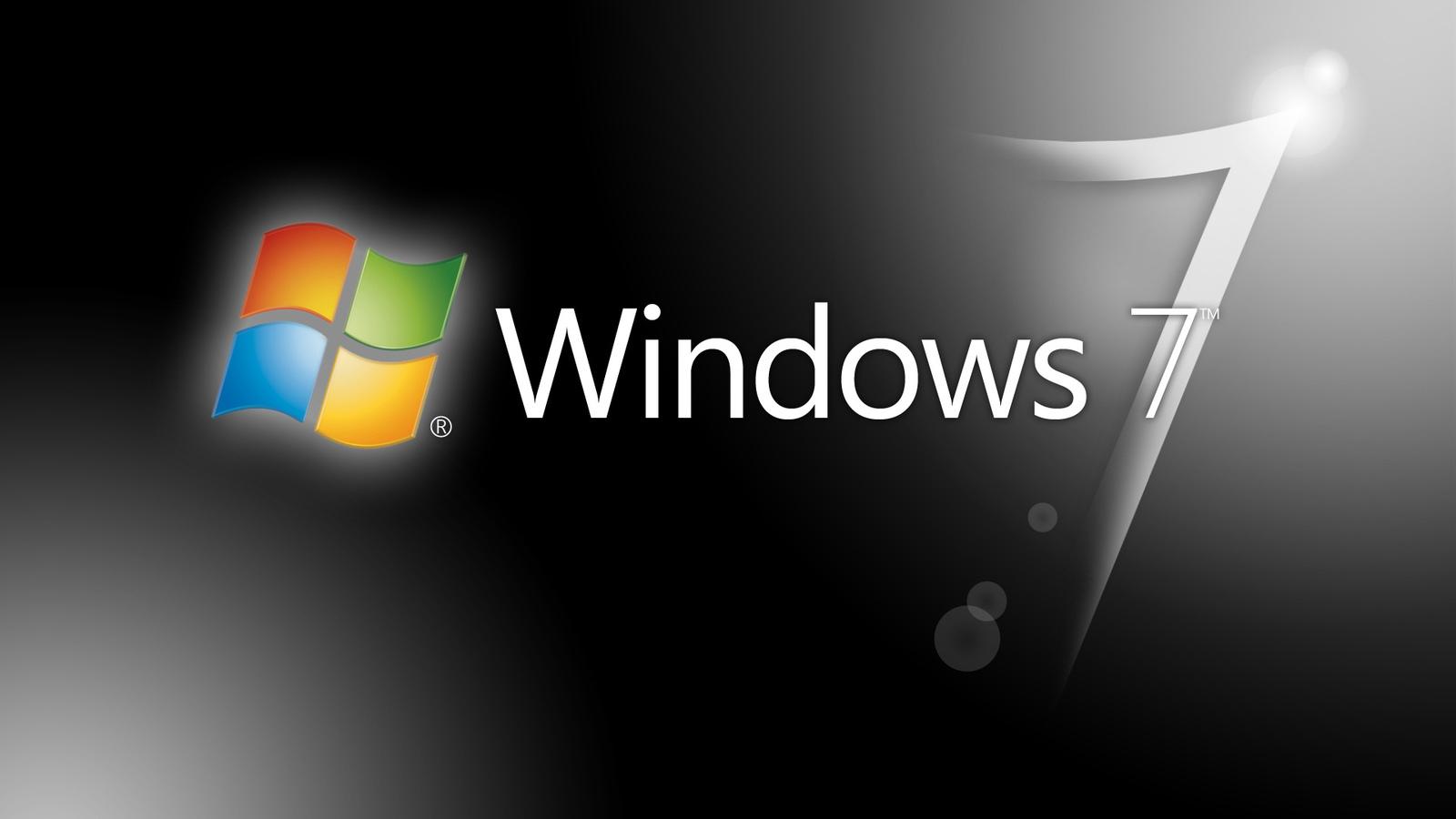 Windows виндовс 7 обои для рабочего стола