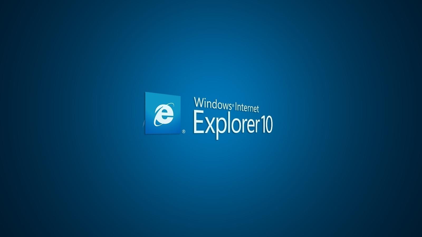 Windows логотип microsoft internet explorer обои для