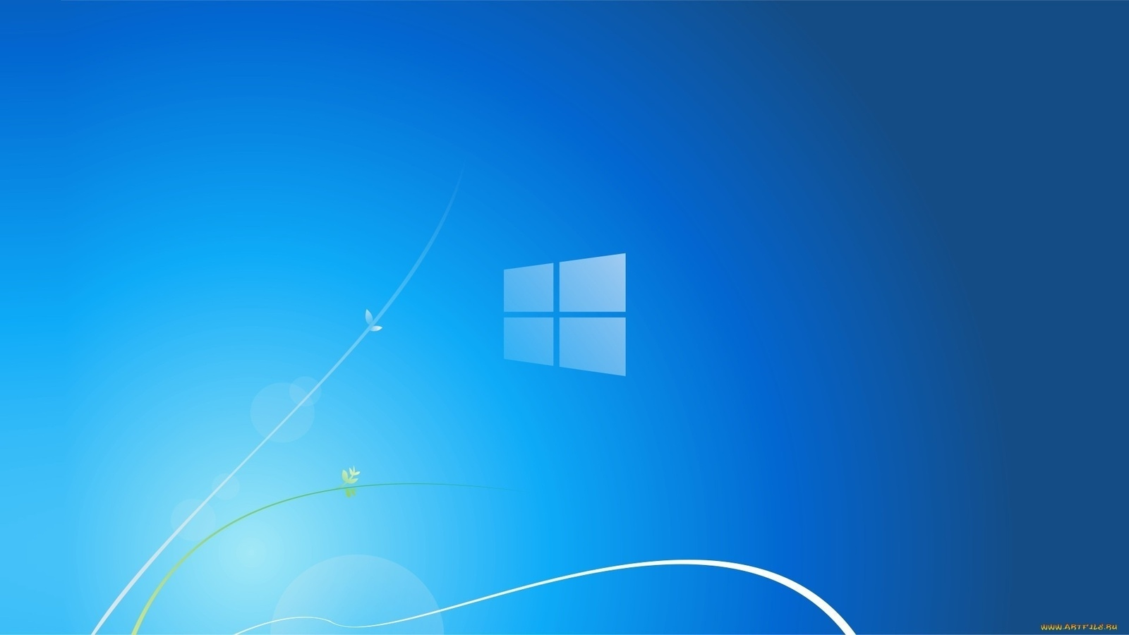 Windows 8 синий microsoft фон обои для