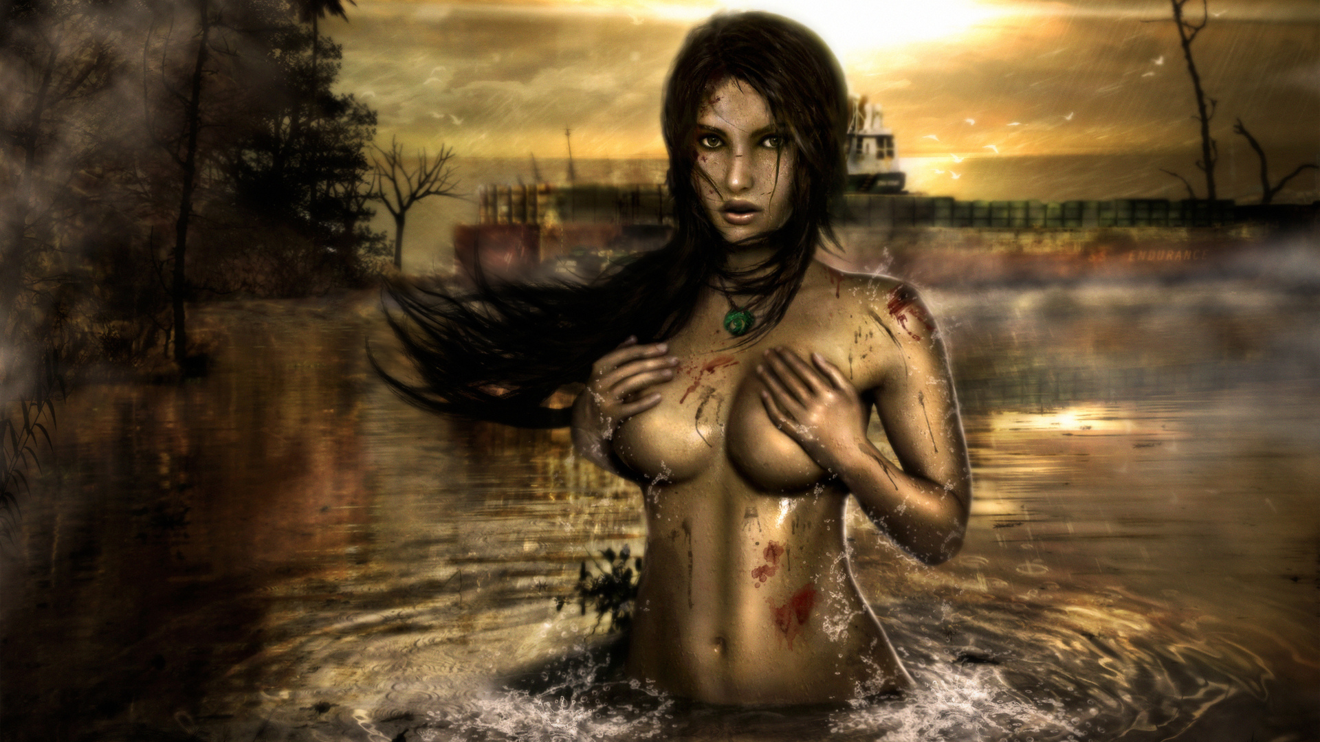 Tomb raider 2013 nude mob xxx fantasy woman