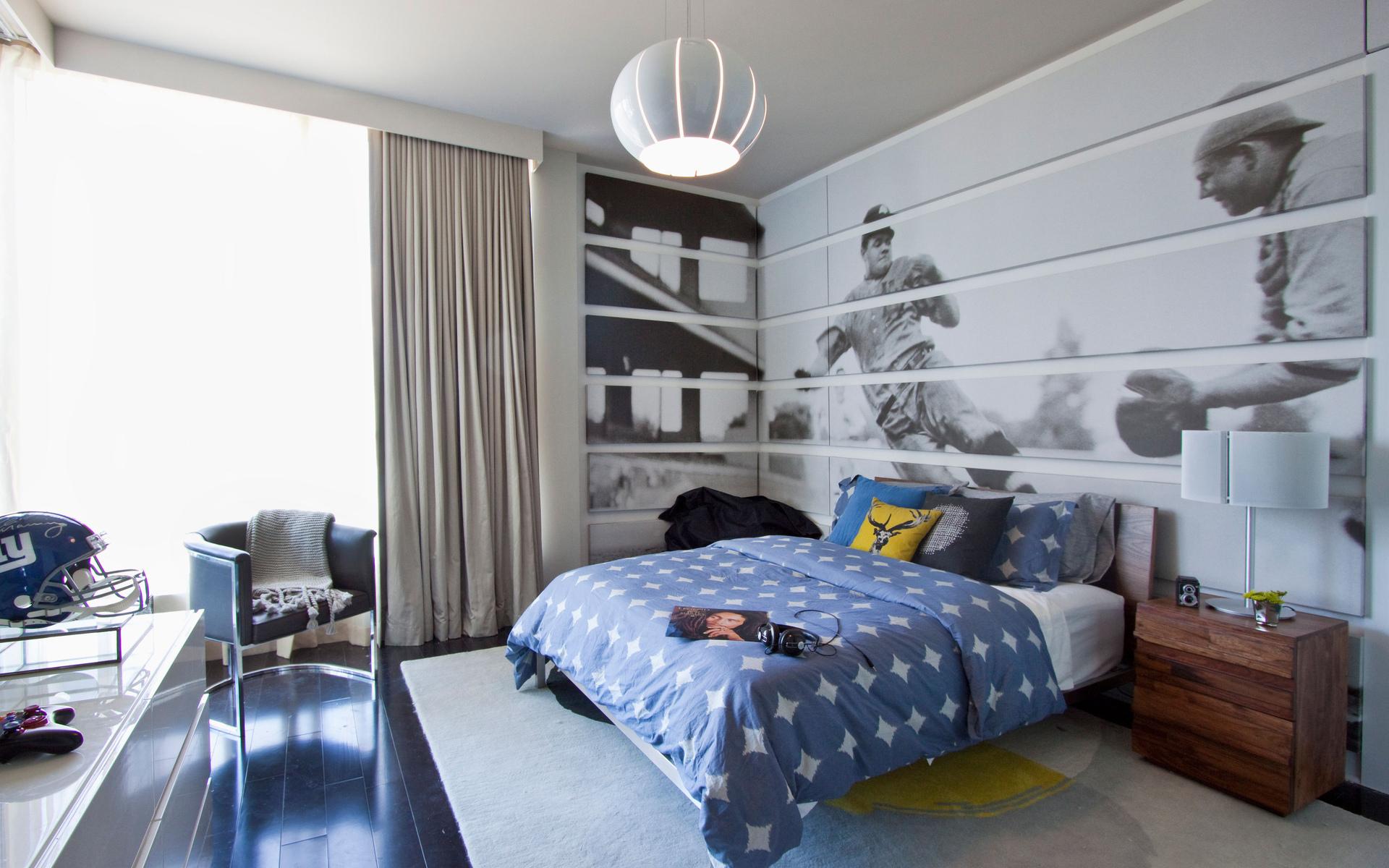 Дизайны подростковых комнат для мальчиков фото
