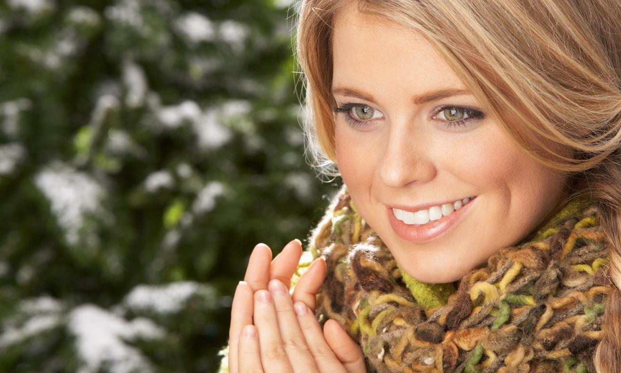 Фото красивых женщин в лесу 13 фотография