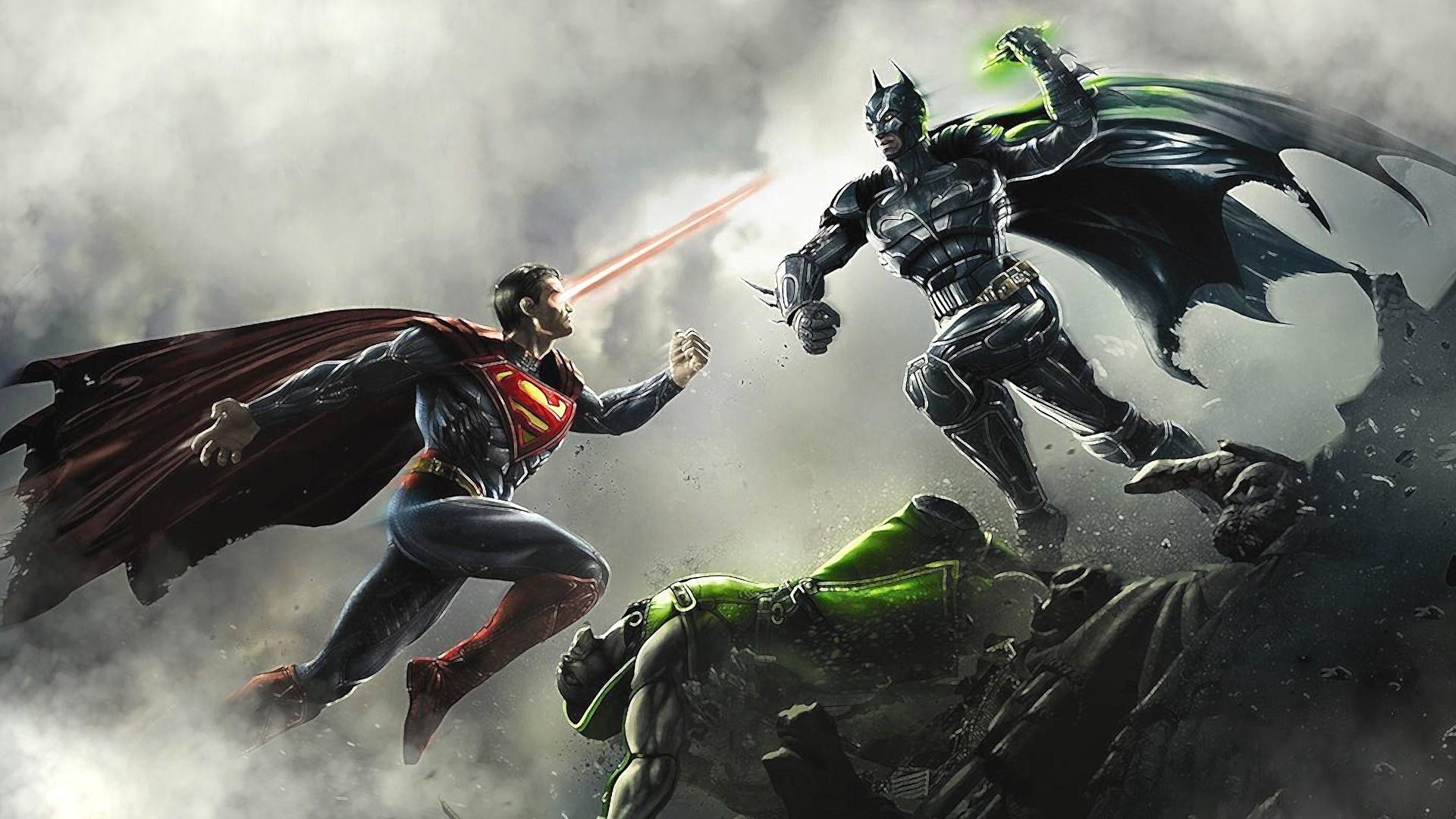комикс дс супермен