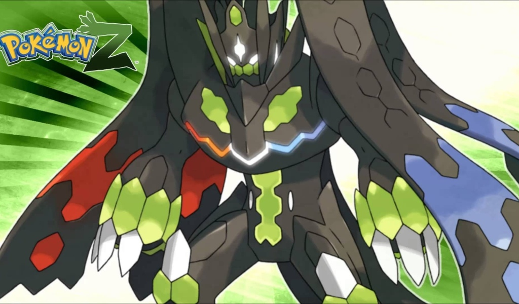 pokemon, zygarde
