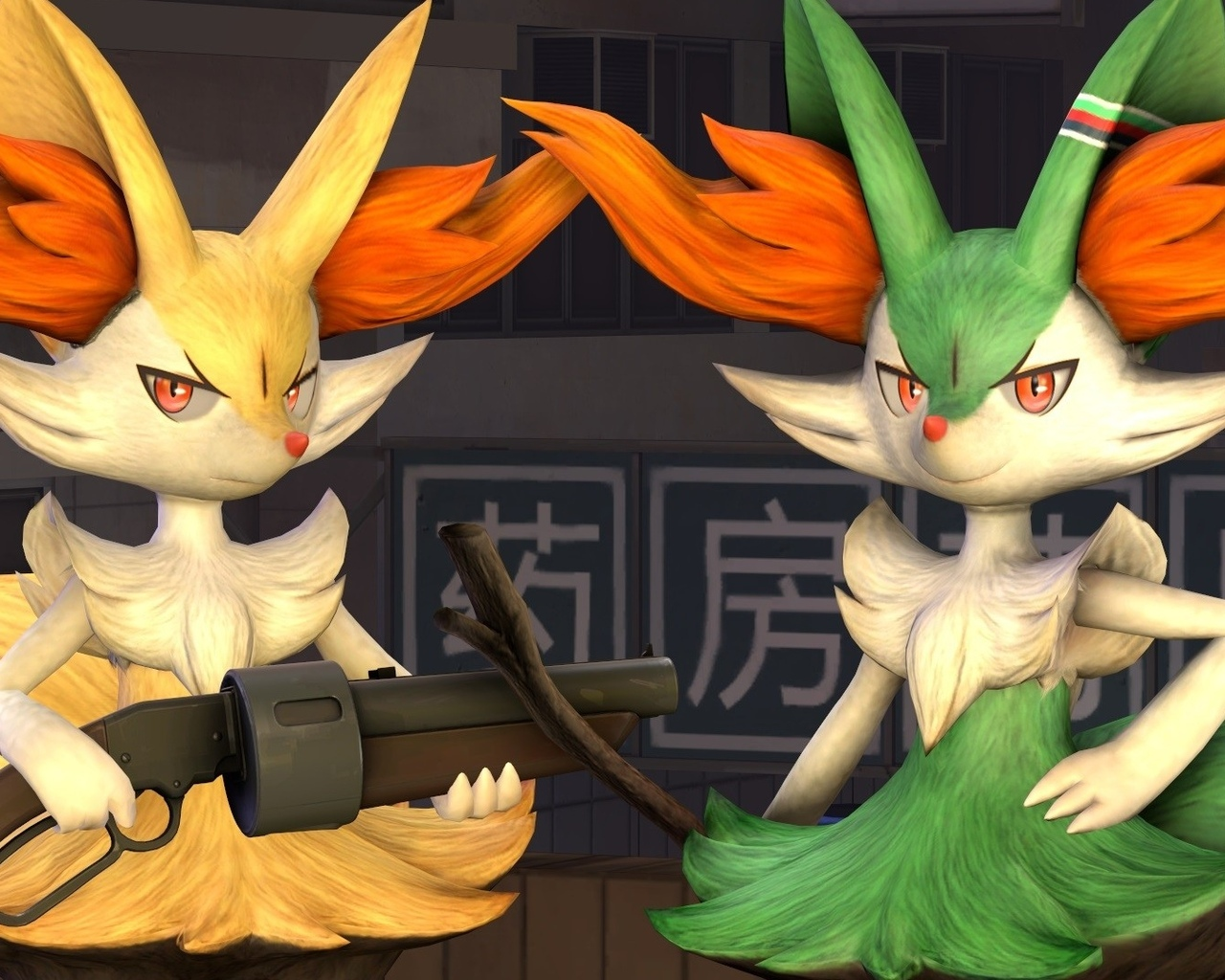 braixen, pokemon