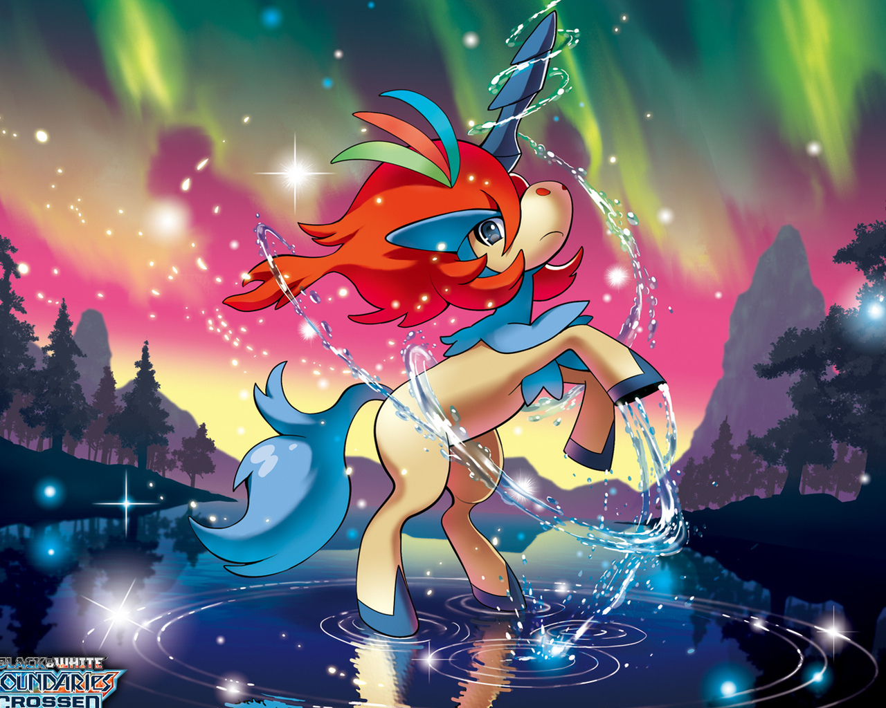 keldeo, pokemon