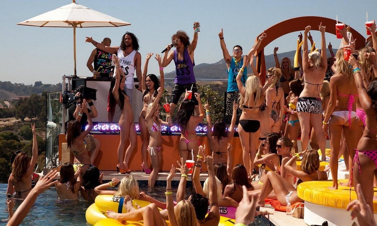 девушки, парни, настроение, плейбой, вечеринка