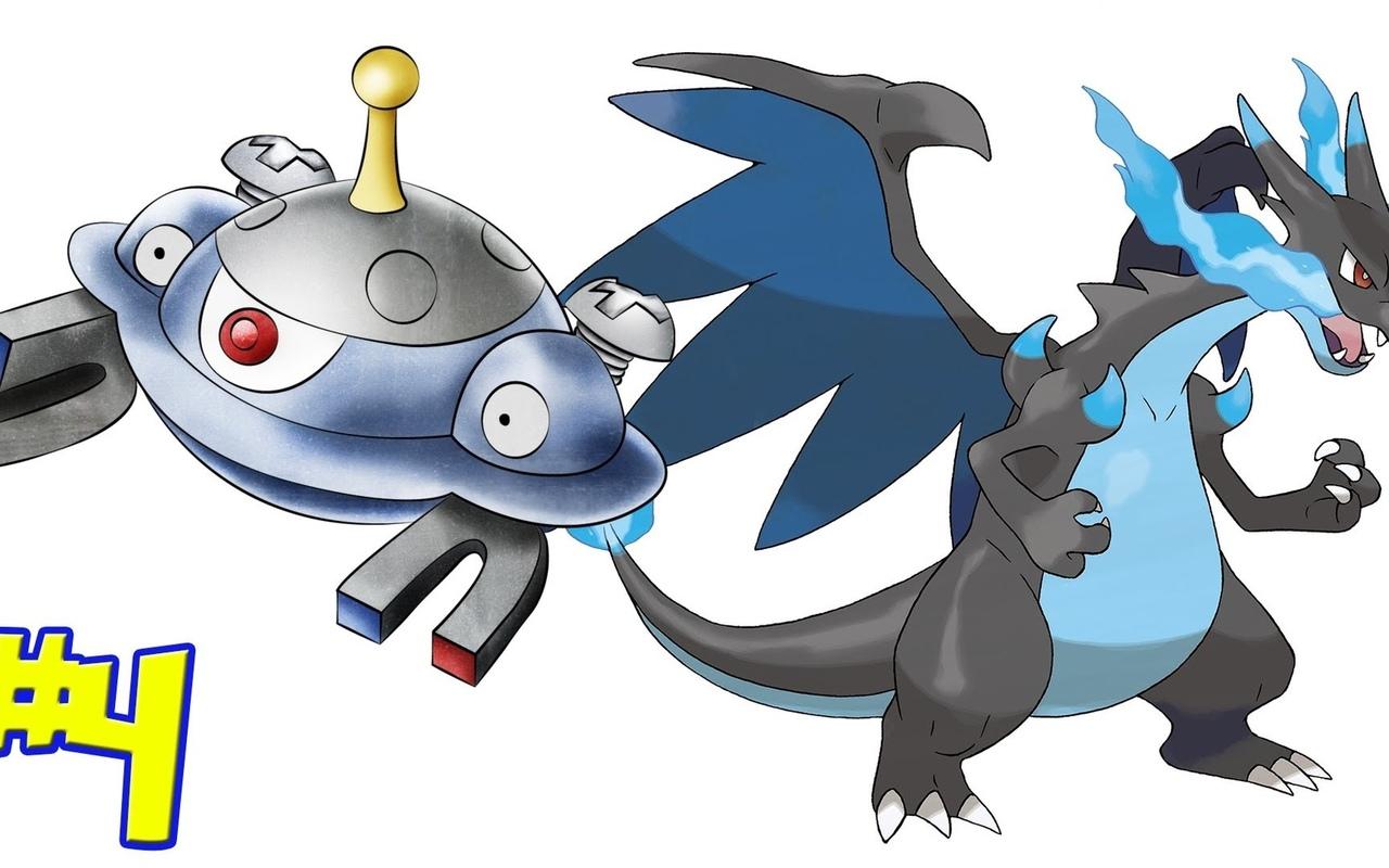 pokemon, magnezone