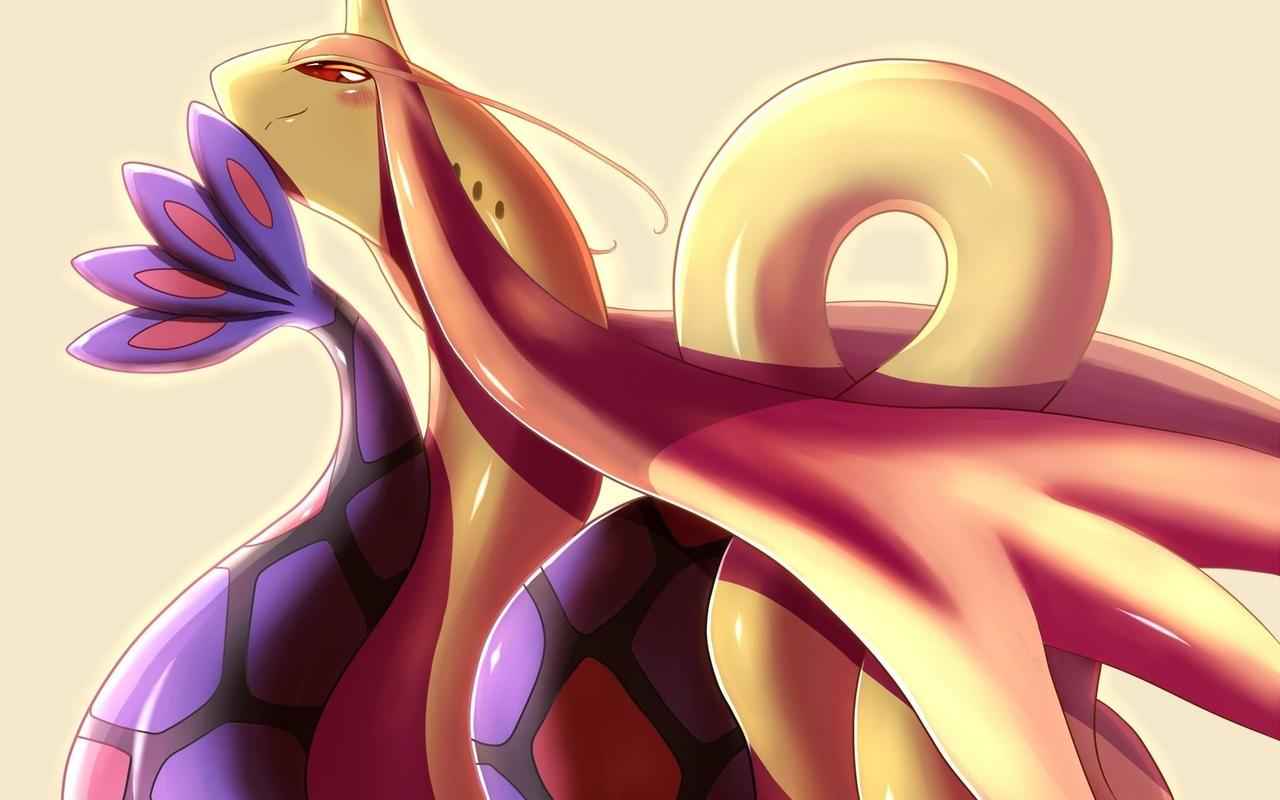 pokemon, milotic