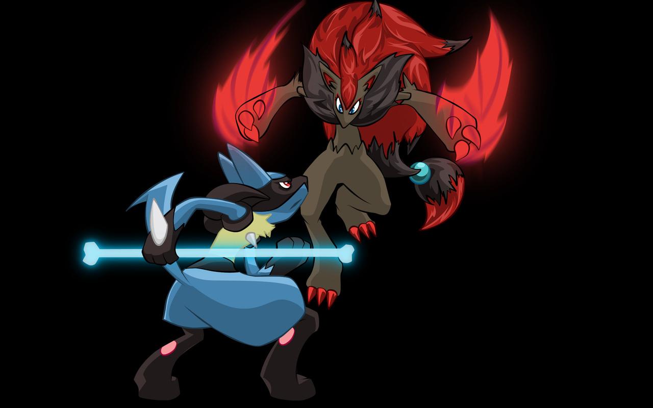 zoroark, pokemon