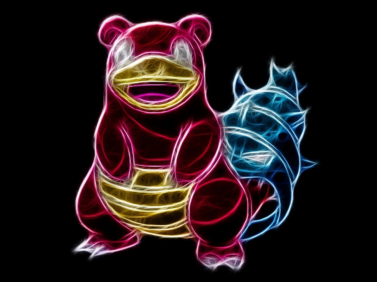 pokemon, slowbro