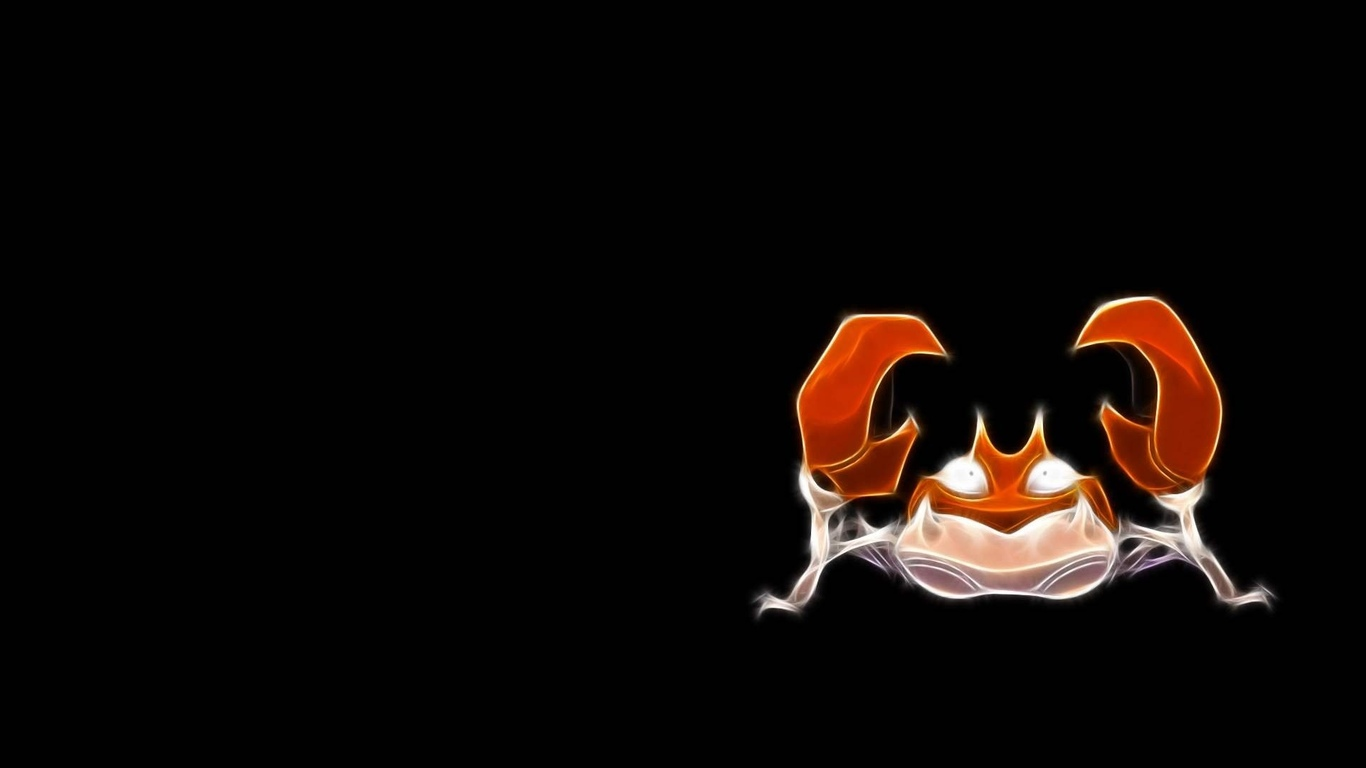 pokemon, krabby
