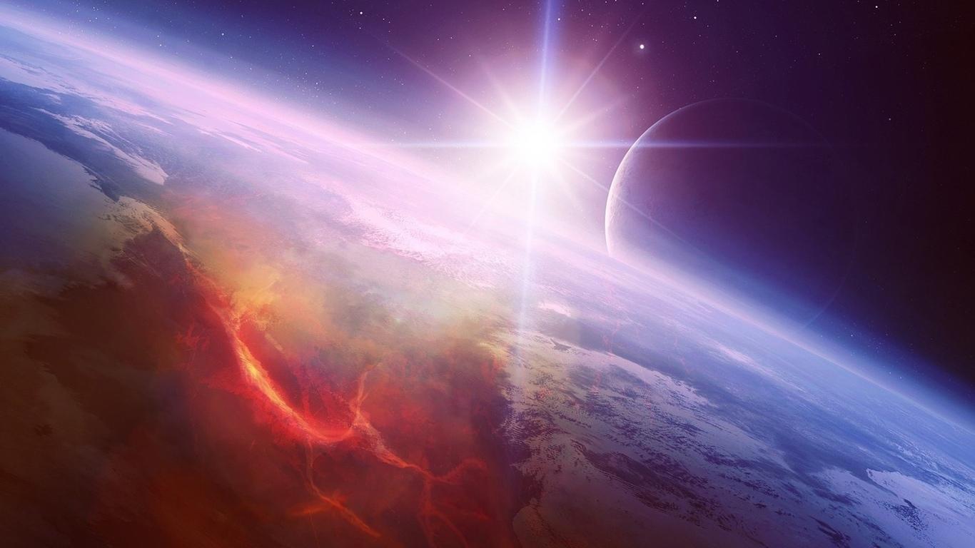 космос, звезда