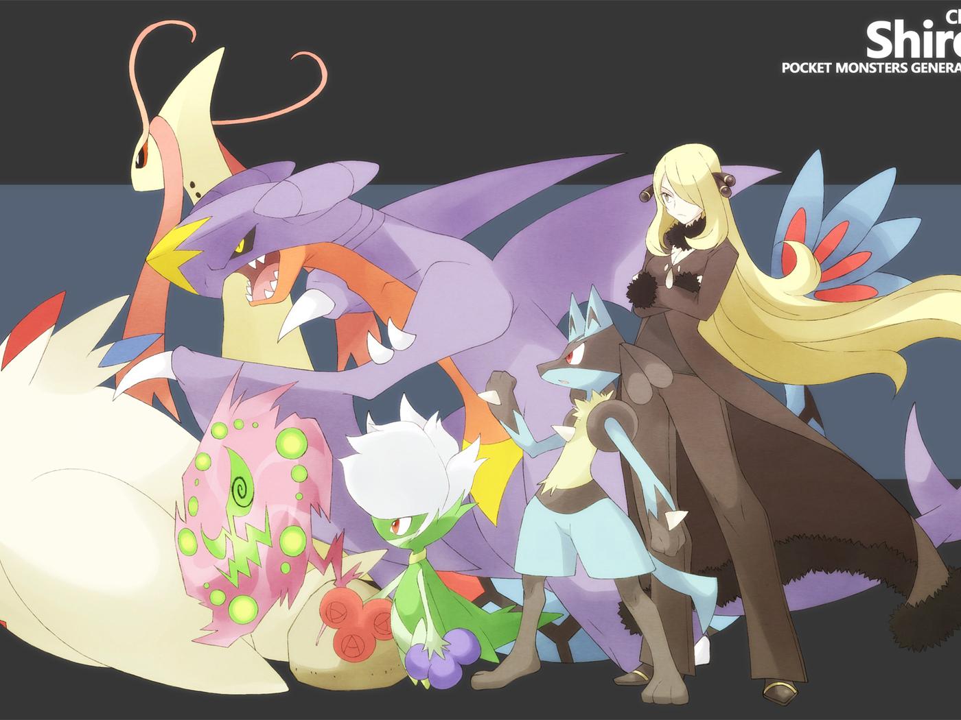pokemon, roserade