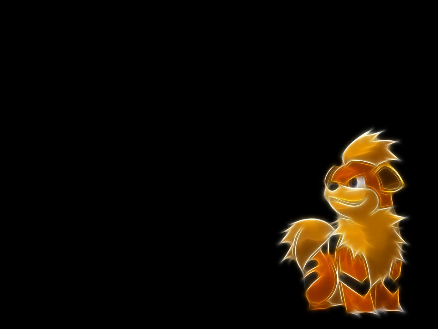 pokemon, growlithe
