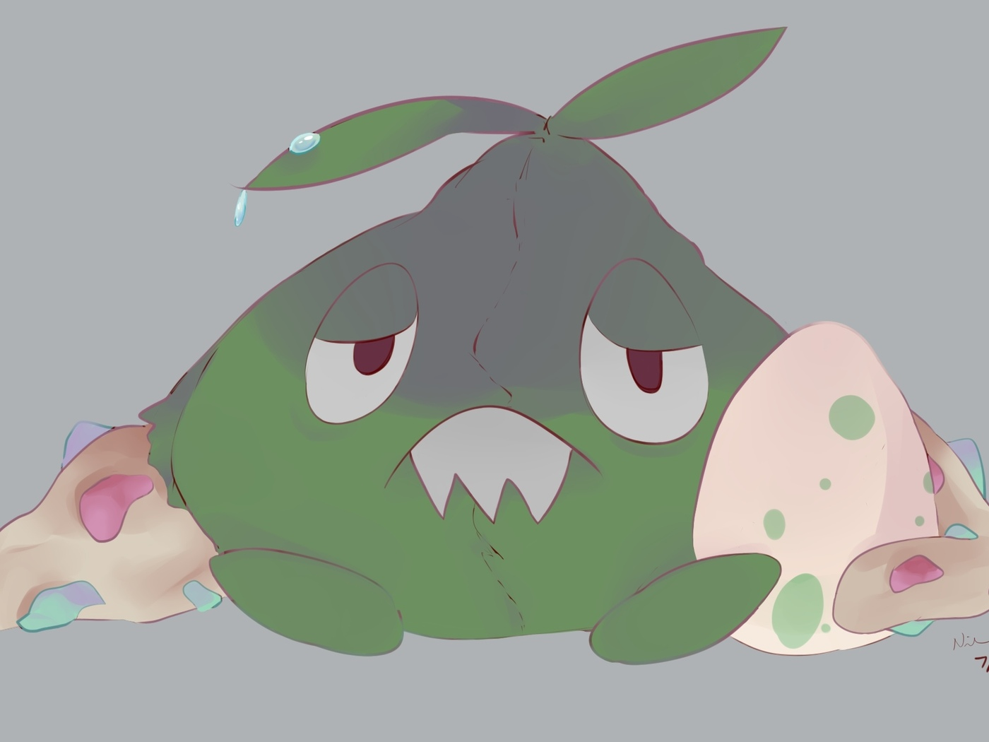 trubbish, pokemon