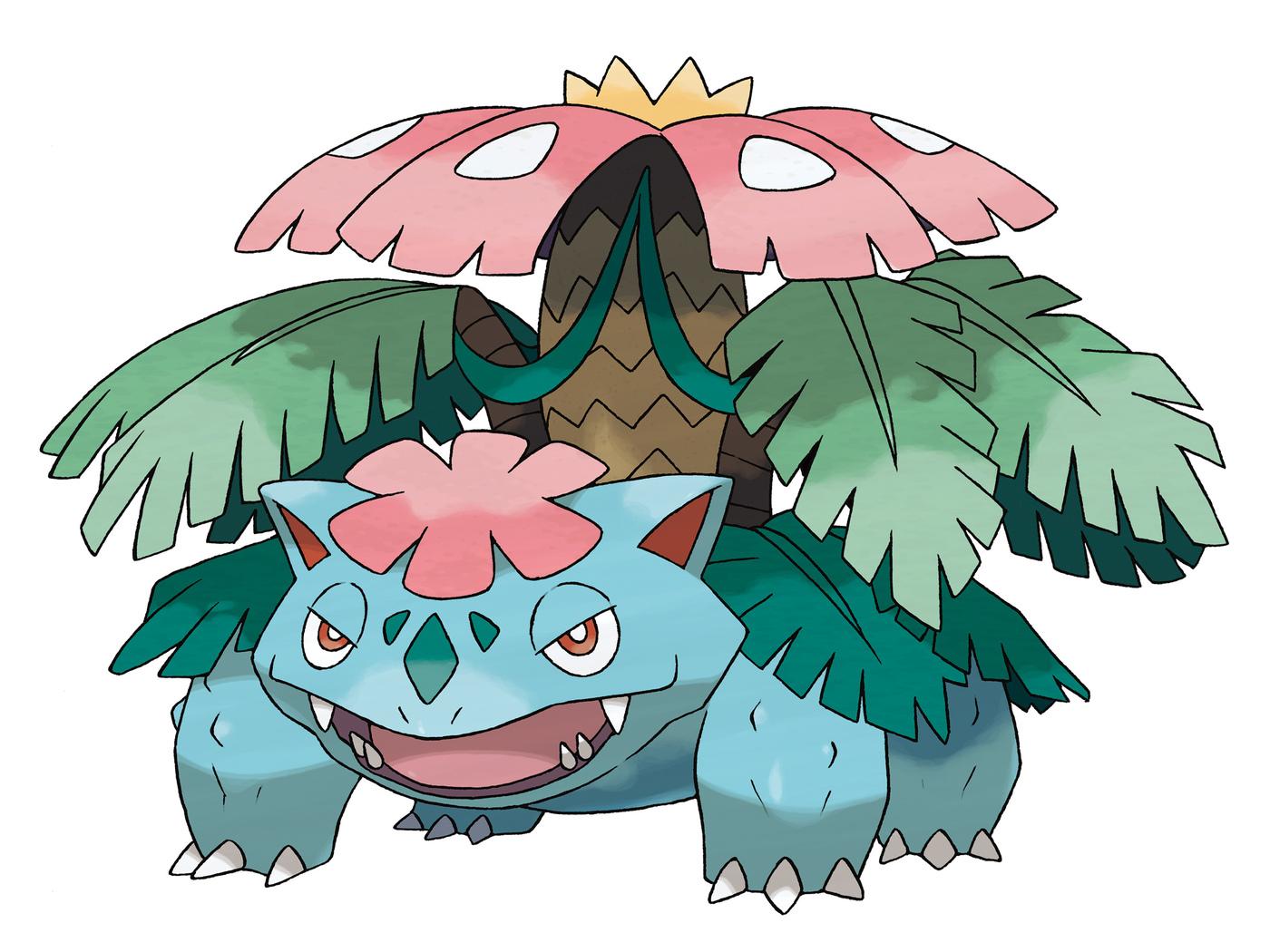 pokemon, bulbasaur