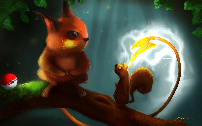 raichu, pokemon